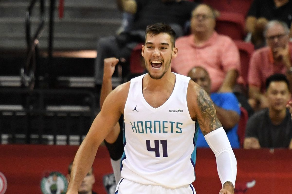 4e5e3e682ce Hornets take down Warriors, 87-69, in first round of Vegas Summer League  tournament