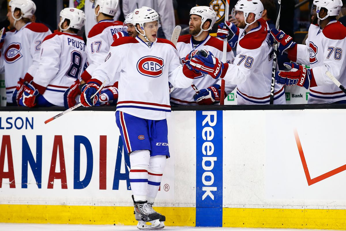 Canadiens 2014 Top 25 Under 25   3 Nathan Beaulieu - Eyes On The Prize 73b8add29c90