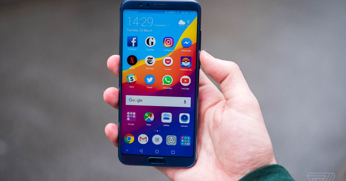 Honor View 10 review: Huawei takes on OnePlus