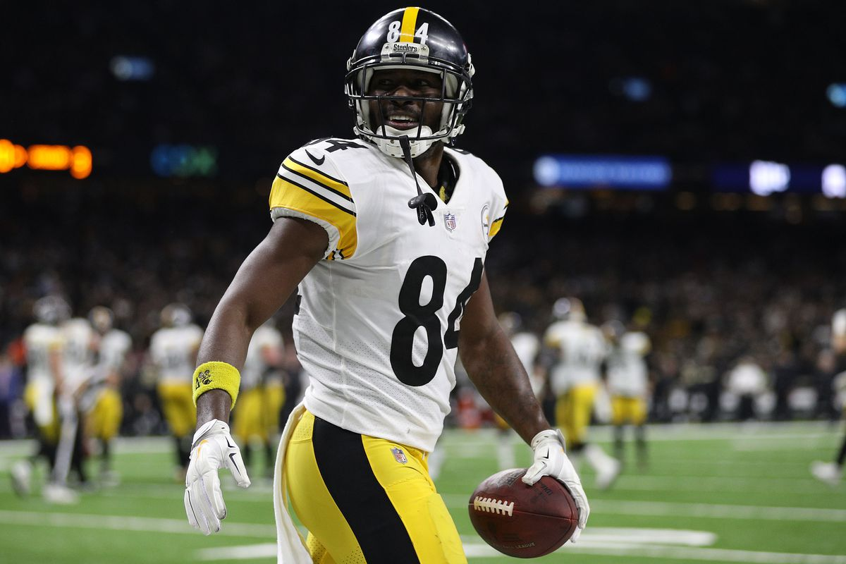 9990136f77a NFL trade  Steelers trade Antonio Brown to Raiders for two mid-round draft  picks and a lot of dead money