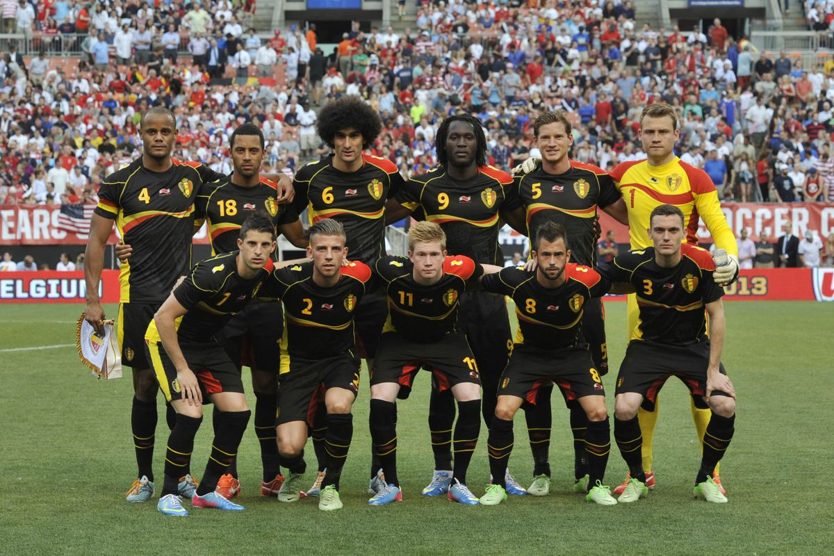 Jan Vertonghen and Mousa Dembele will play today with the Belgian national team.