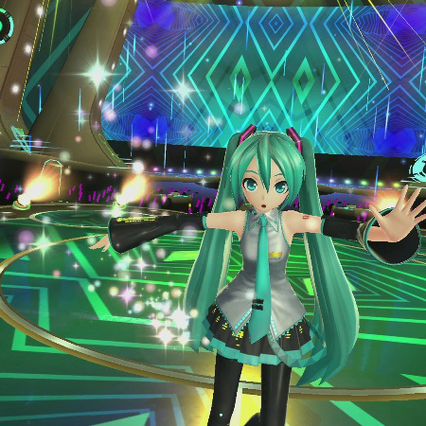 I Went To A Hatsune Miku Concert In My Living Room The Verge