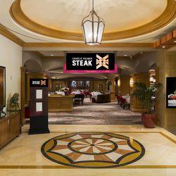 Charlie Palmer Steak entrance