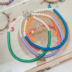 <b>Faux/Real</b> Caviar Necklaces, $188