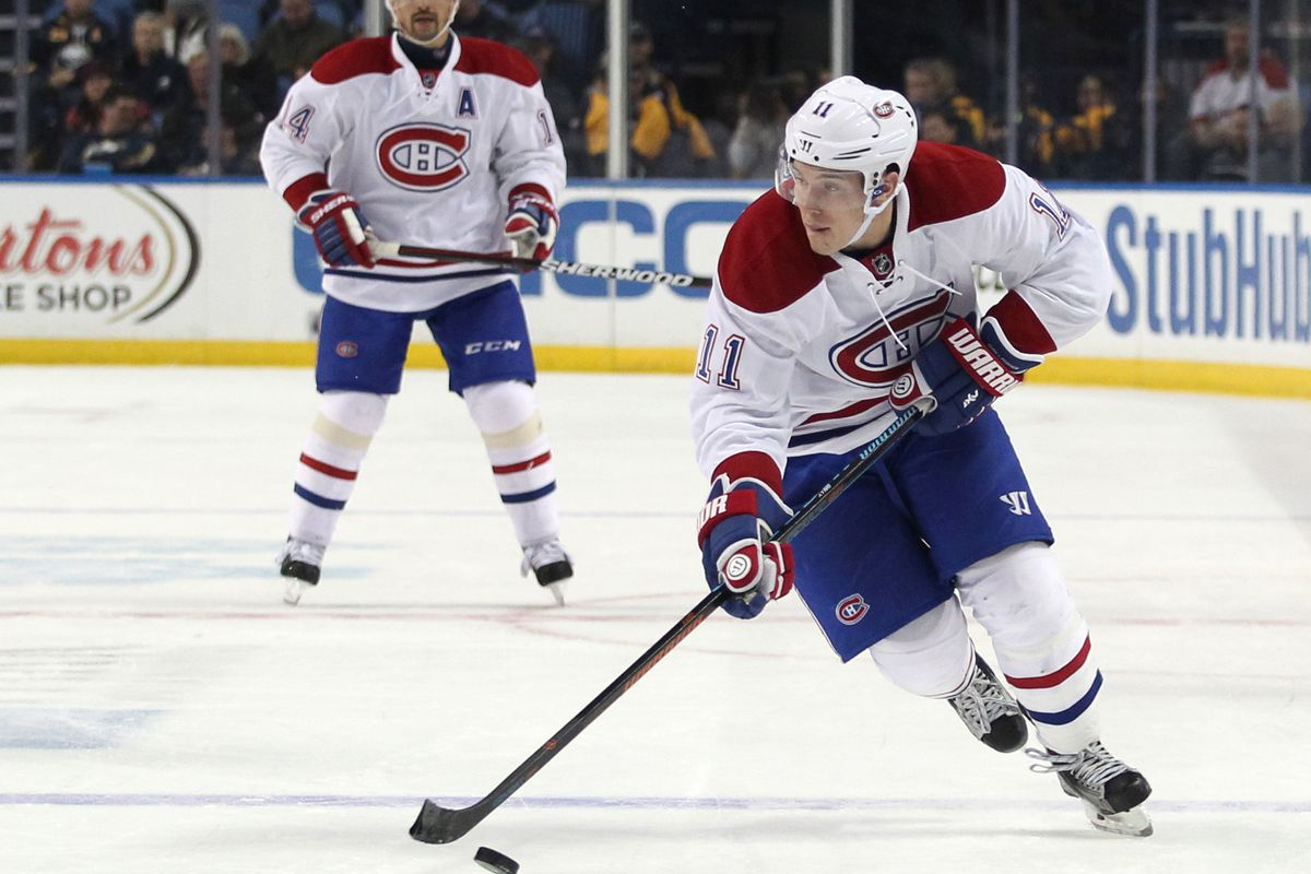 promo code c598c f40ef Brendan Gallagher will play in the Winter Classic - Eyes On ...