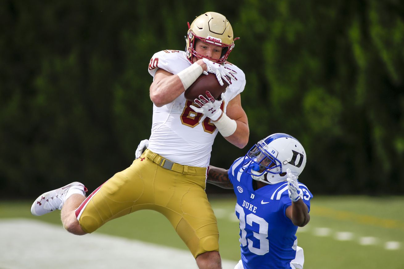 Boston College v Duke