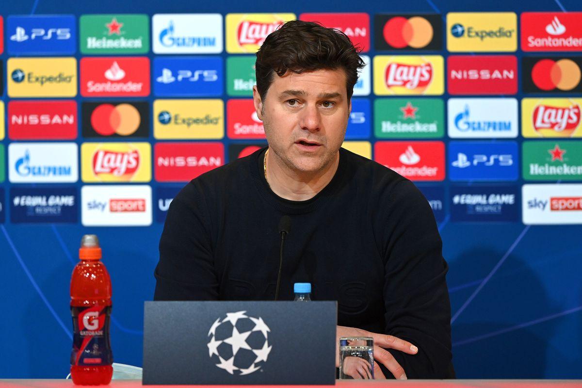 Mauricio Pochettino praises PSG's attitude after Champions League win over  Bayern Munich - Bavarian Football Works