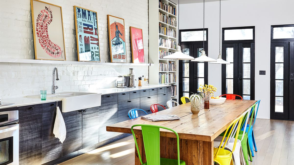 In Richmond, a creative couple makes an old house their canvas - Curbed