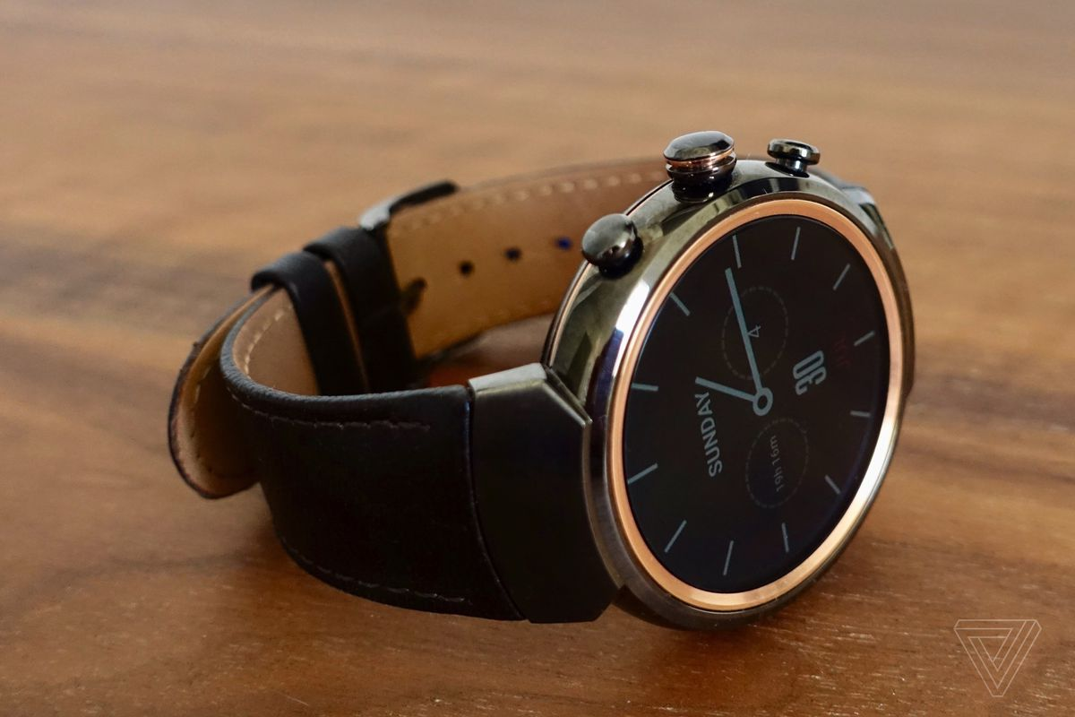 439670967cde Asus ZenWatch 3 review  basic is as basic does - The Verge