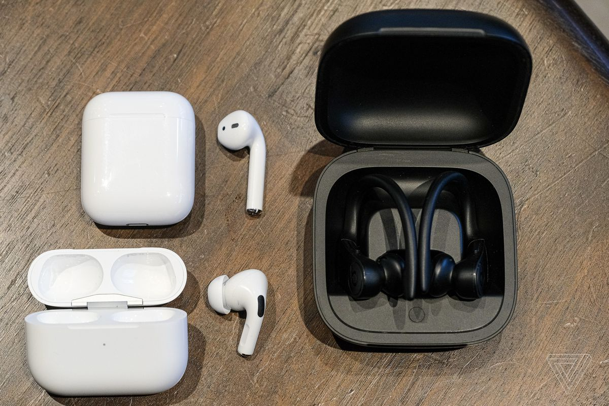 Airpods Pro Hands On Apple S Noise Canceling Earbuds Are Big On