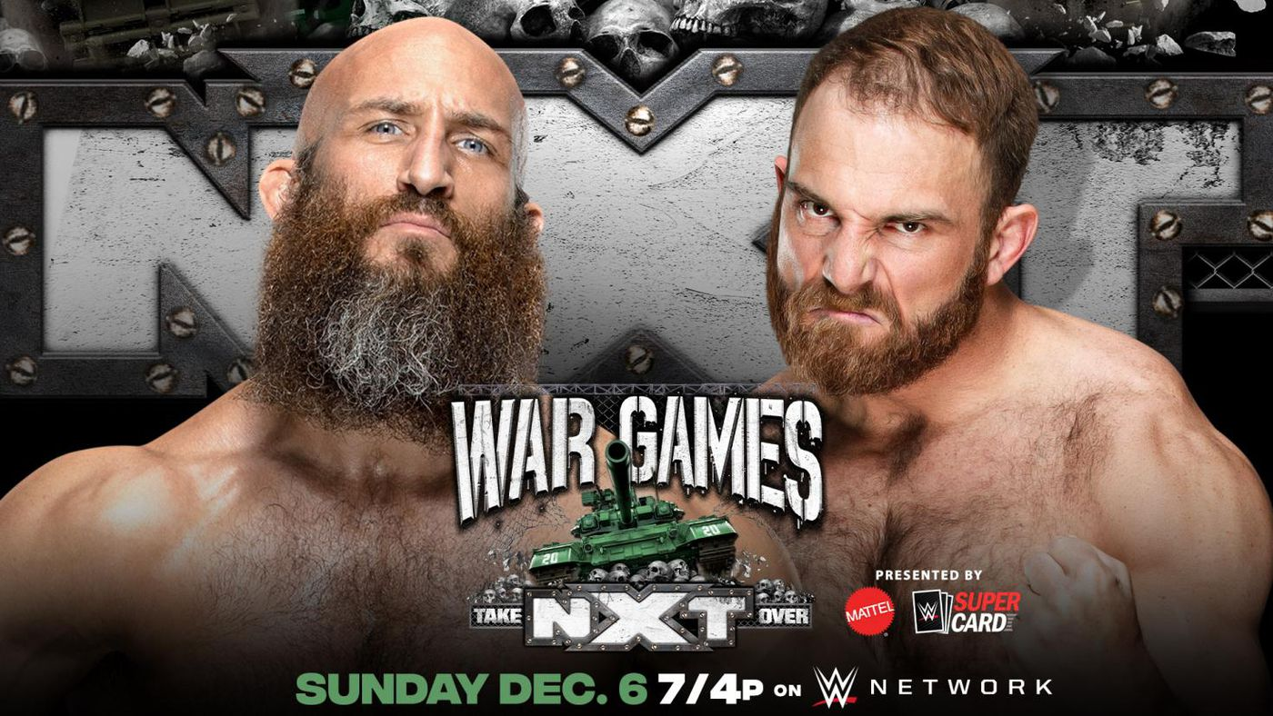NXT TakeOver: WarGames preview - An Impressive Feat - Cageside Seats
