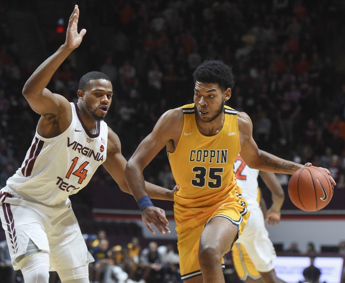 NCAA Basketball: Coppin State at Virginia Tech