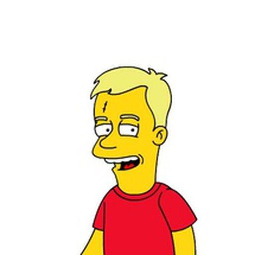 Simpsons me