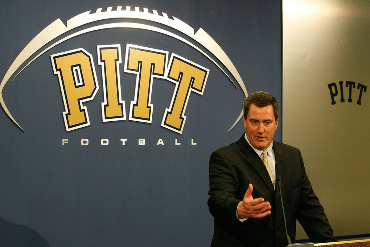 Paul Chryst is already working on the 2014 recruiting class. (Photo by Jared Wickerham/Getty Images)
