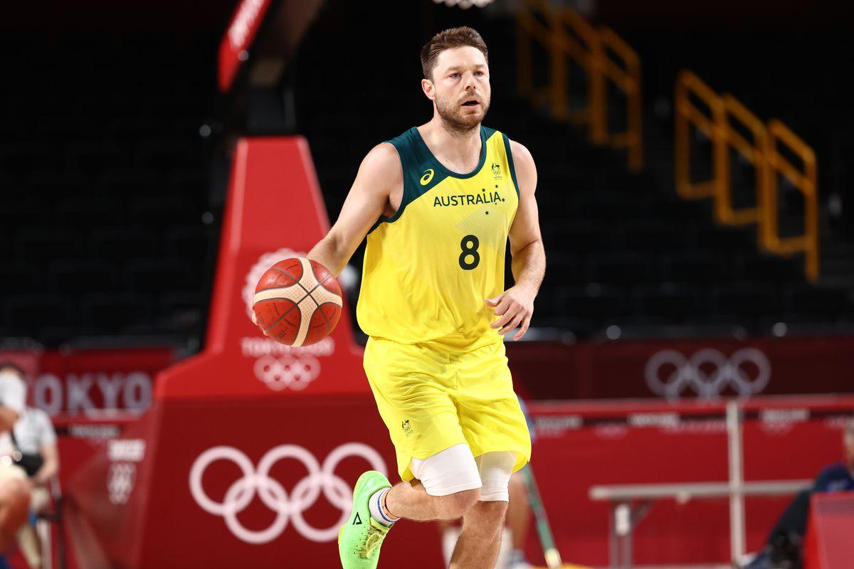 2020 Tokyo Olympics: Germany v Australia