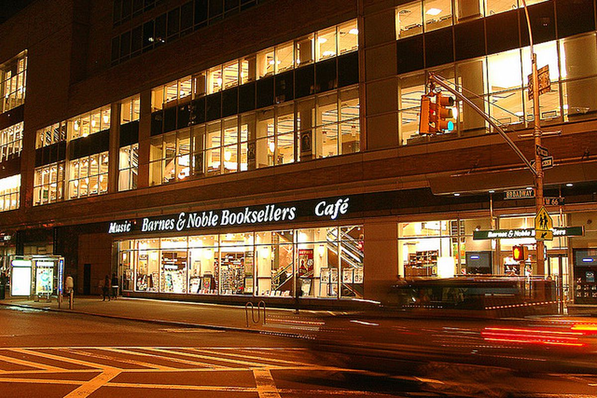 The 66th Street Barnes Amp Noble Will Close This Sunday