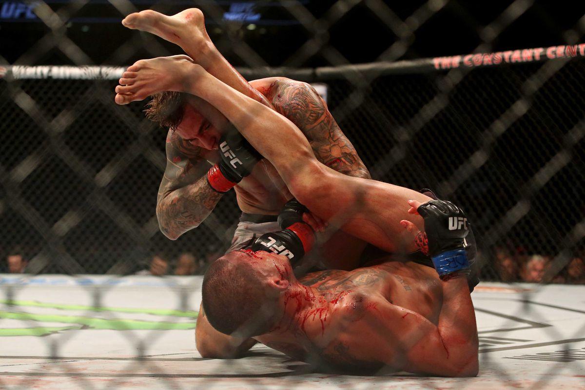 MMA: UFC Fight Night-Norfolk-Poirier vs Pettis
