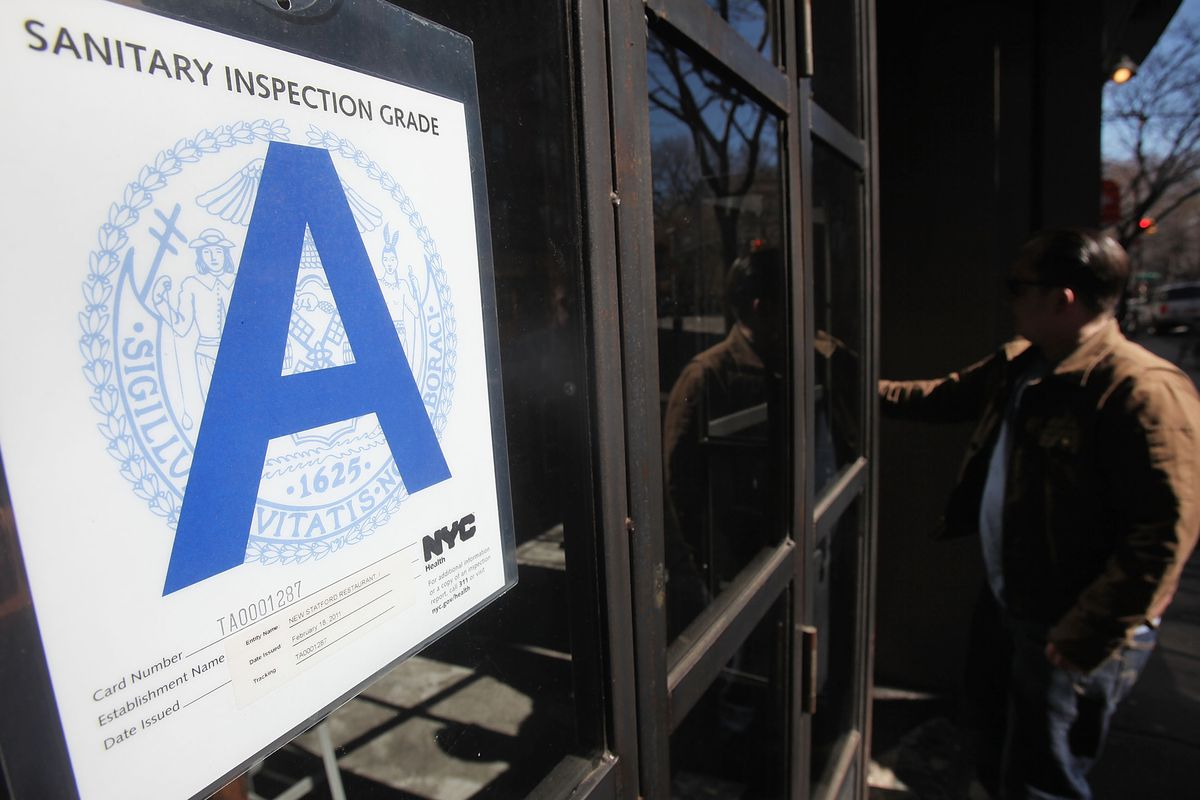 With no such grading system in place in Philadelphia, two sources are pulling inspiration from NYC's letter grades for rankings of their own.