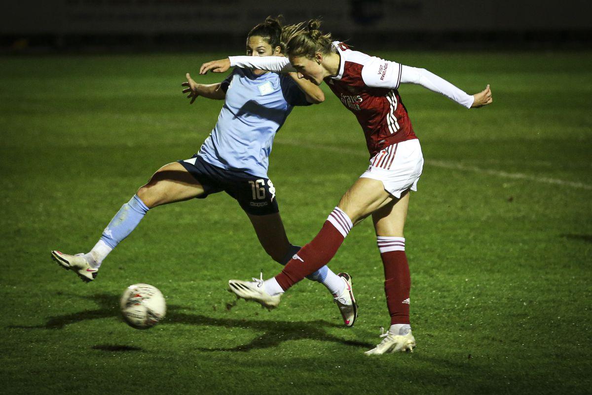 London Lionesses v Arsenal - Women's League Cup