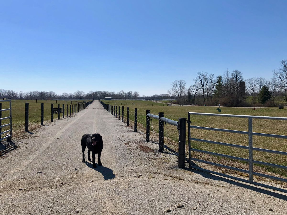 The farm is in southern Indiana only a few miles from the Nineveh-Hensley-Jackson district office in Morgan County.