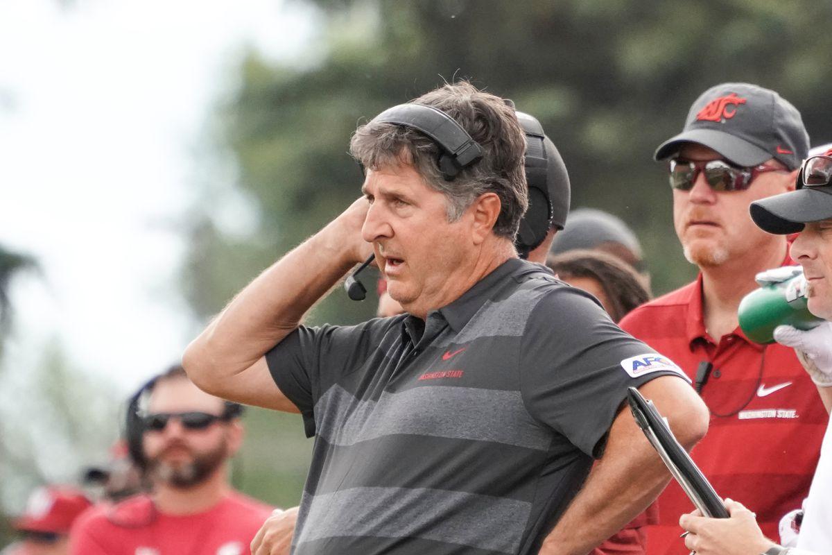 NCAA Football: Washington State at Wyoming