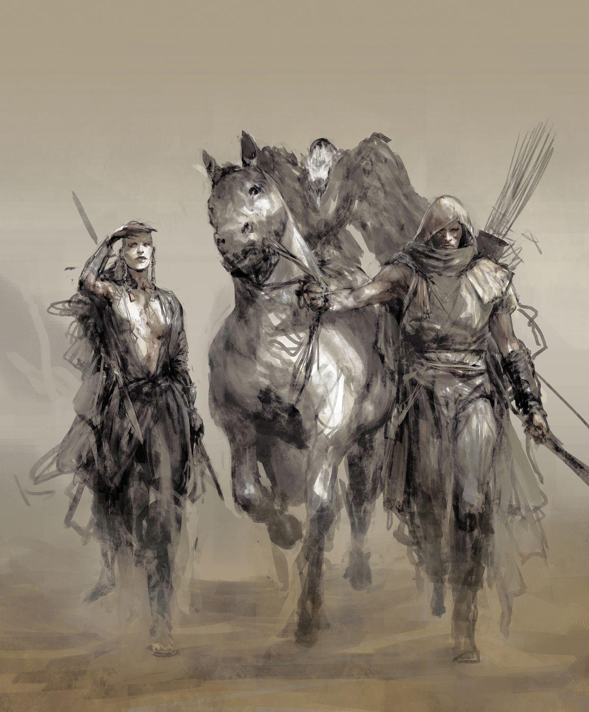 The Art Of Assassin S Creed Origins Polygon