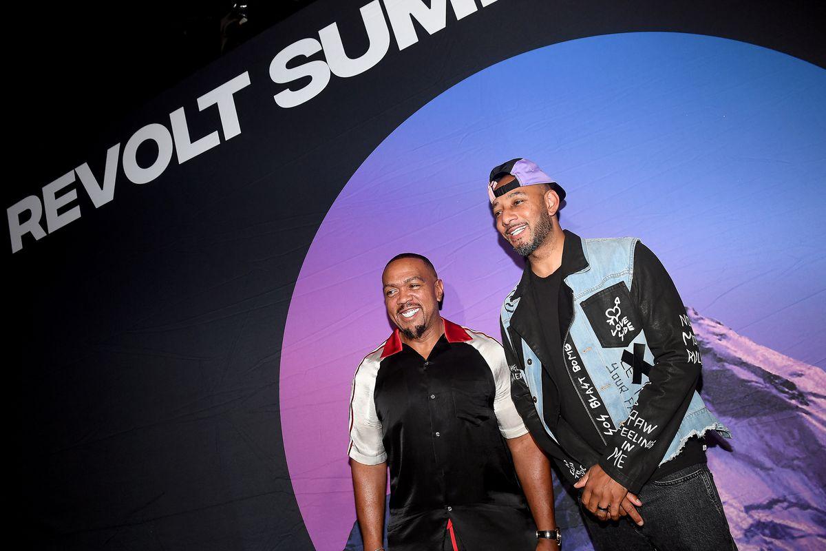 Timbaland, Swizz Beatz