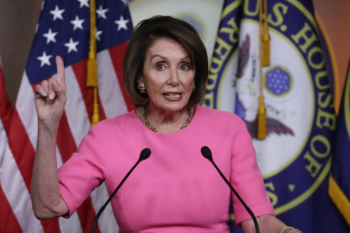 A fake viral video makes Nancy Pelosi look drunk. Facebook won't take it down.