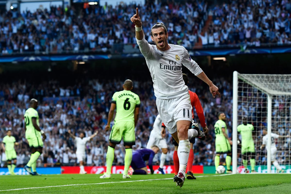 Real Madrid Vs Manchester City 2016 Champions League Final Score