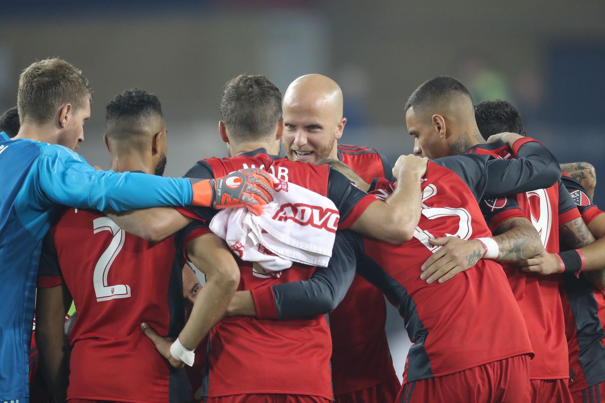 MLS: Los Angeles FC at Toronto FC
