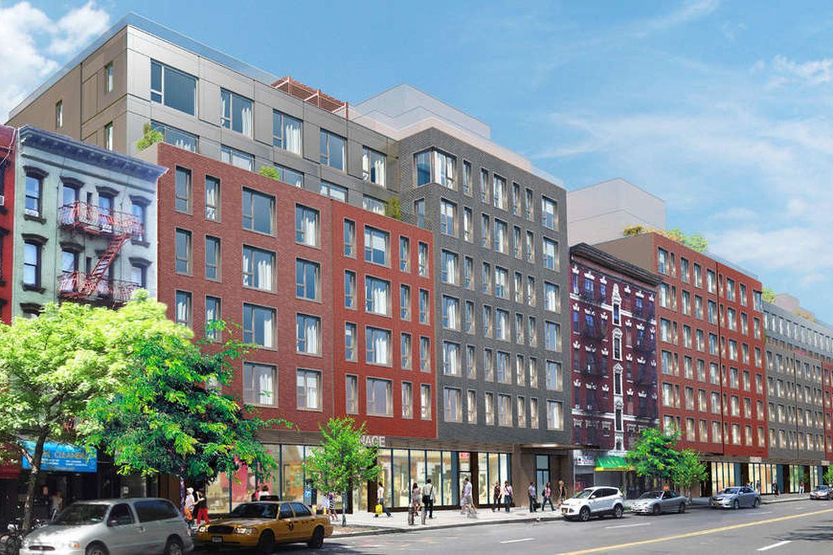 Extell Rsquo S East Village Rental Launches Its Affordable