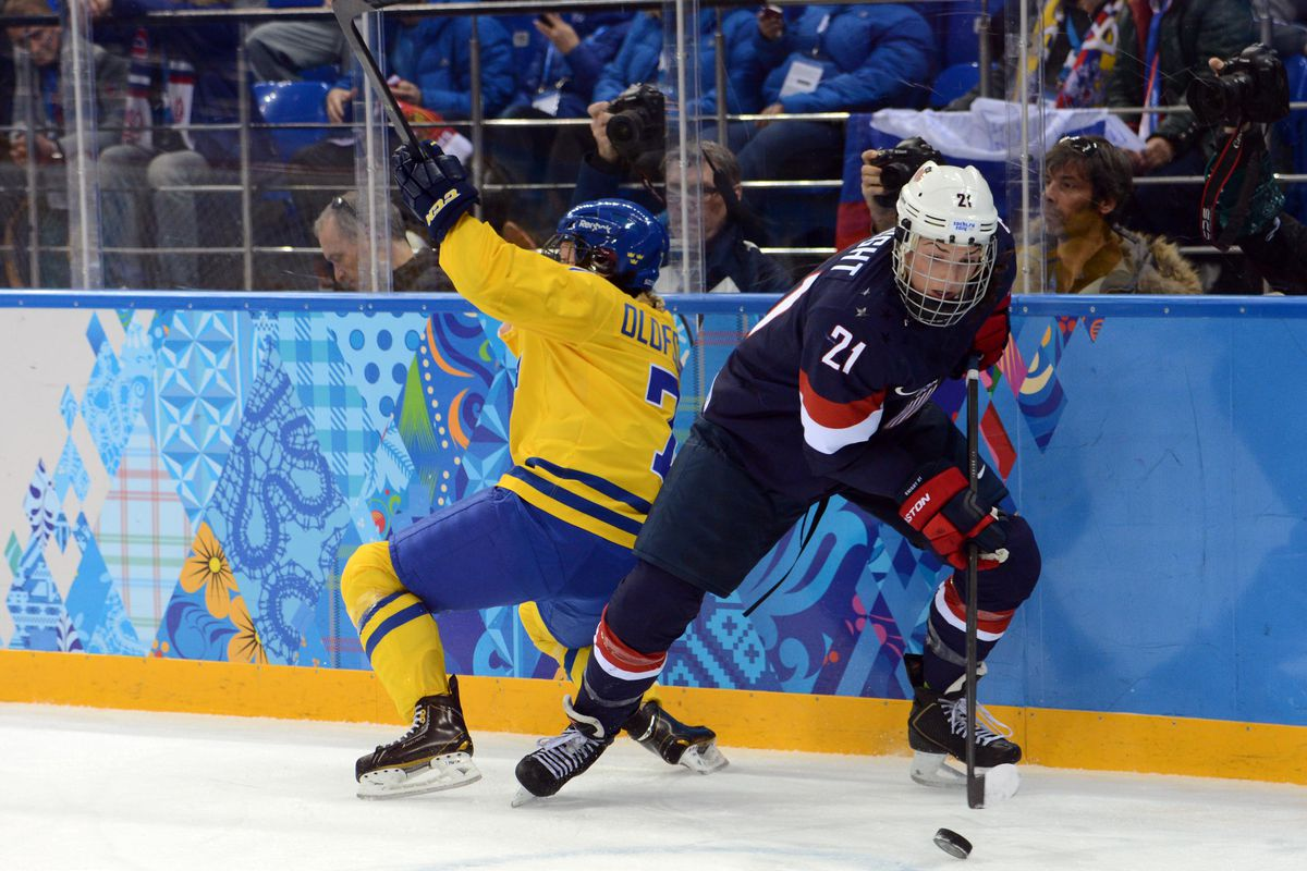 Fresh off her All-Star nod, Hilary Knight will lead the Boston Blades into a weekend matchup against rival Montreal starting Saturday.
