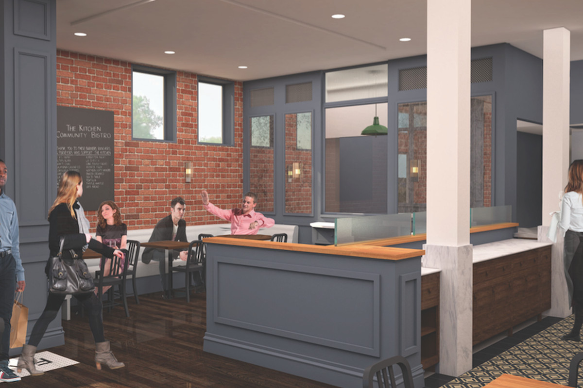 there is still work to be done in the space but thanks to renderings by semple brown design we get a peek into the future kitchen fort collins - The Kitchen Fort Collins