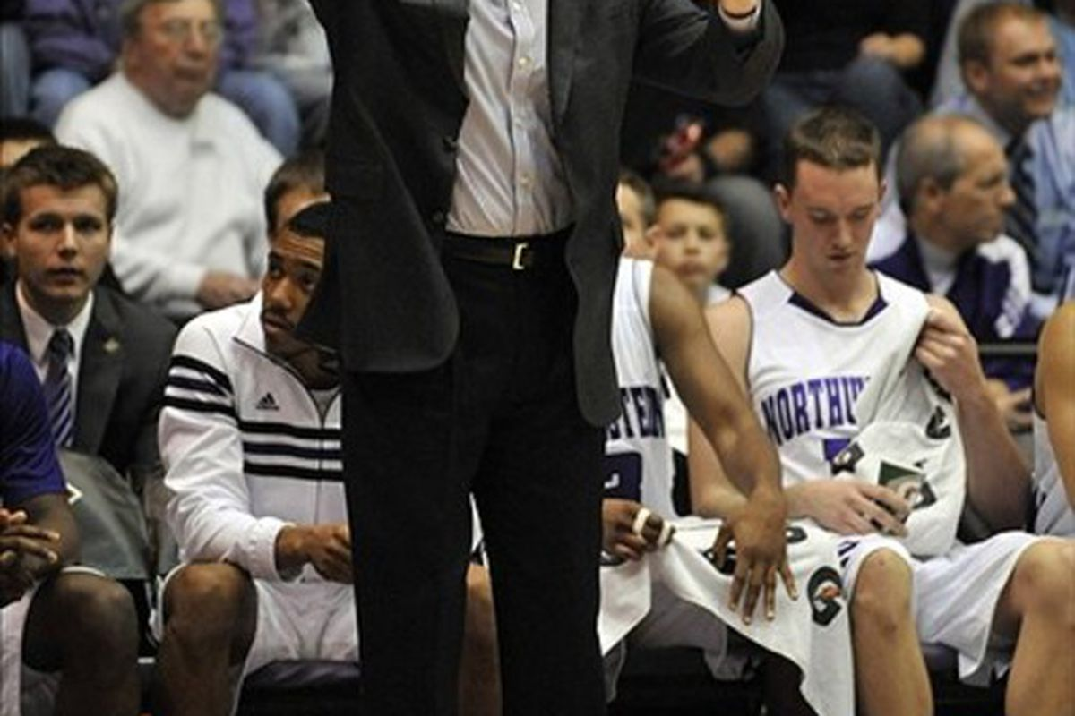The end of the line for coach Carmody?