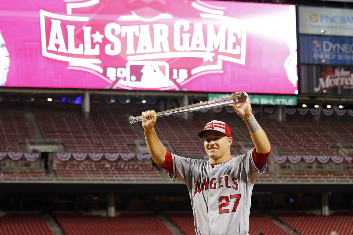 Mike Trout. A+.