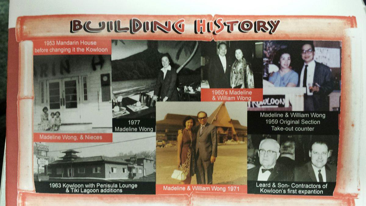Kowloon building history