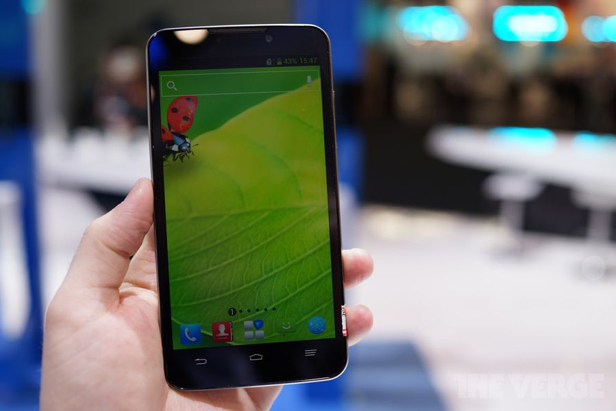 ZTE Grand Memo: hands-on with a 5.7-inch smartphone