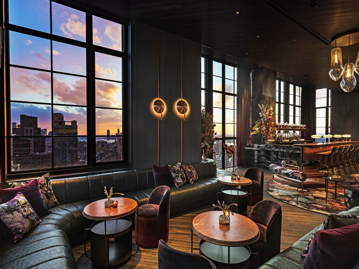 Hotels In New York City >> Best New Hotels Opening In New York City This Year Curbed Ny
