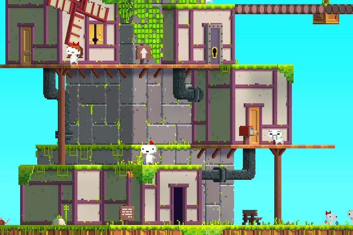 Fez Minecraft And Borderlands 2 Are Coming To Playstation