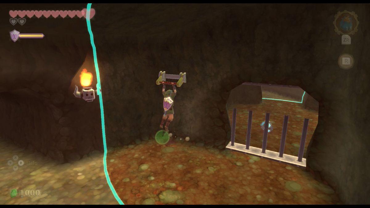 Nayru's Silent Realm and Lanayru Sand Sea walkthrough – Zelda: Skyward Sword HD guide
