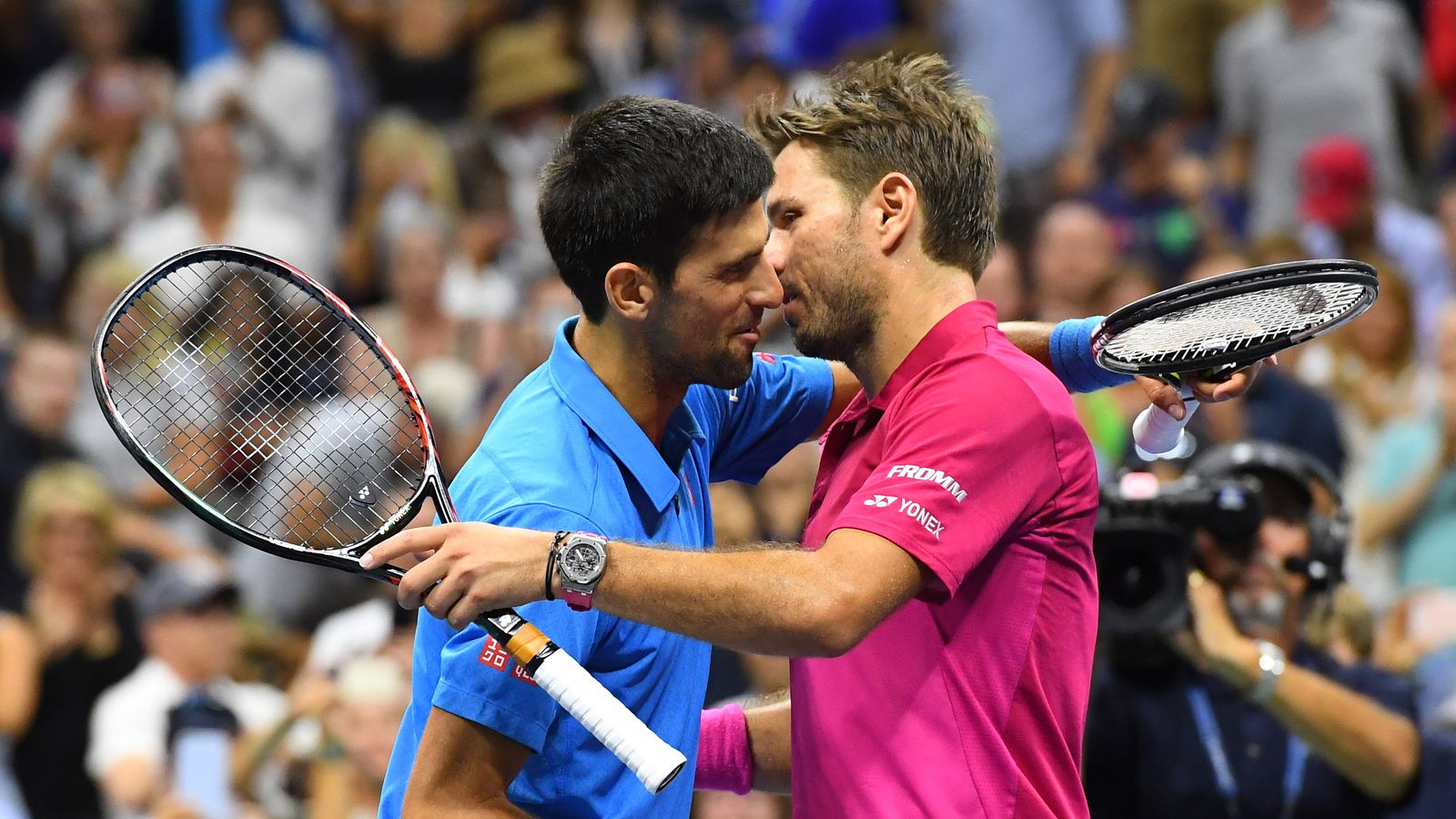 US Open 2016: Bracket, schedule and scores for men's draw