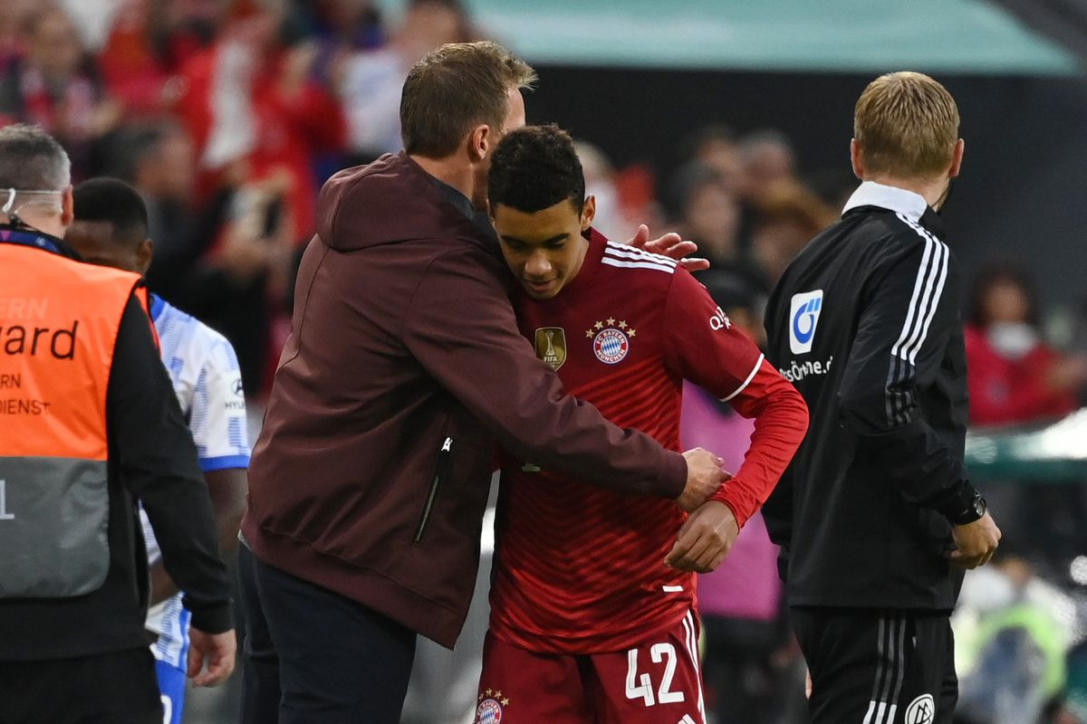 Bayern Munich - Hertha BSC