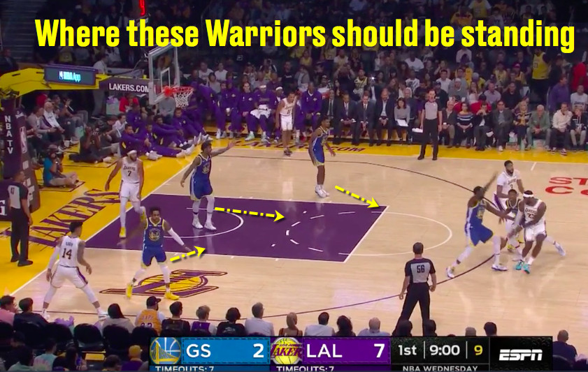 These aren't the Warriors you know 4