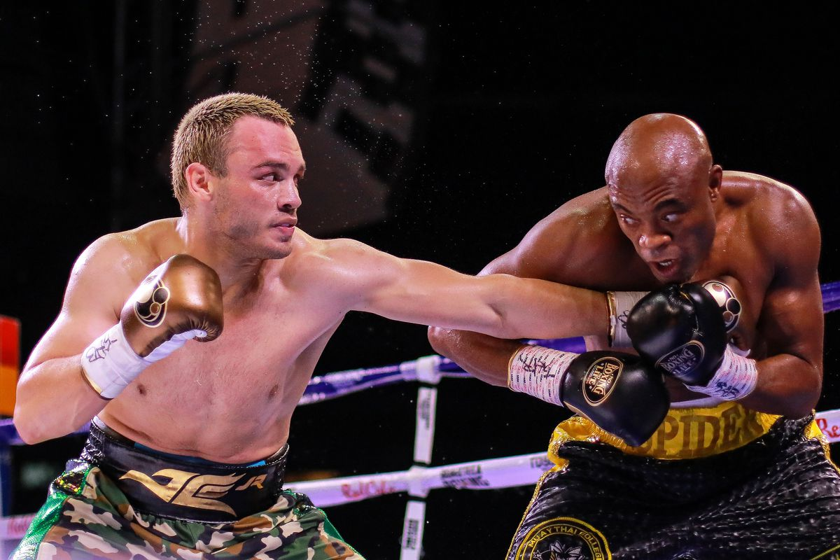 Anderson Silva open to boxing Paul brothers, Jake Paul responds - MMAmania.com