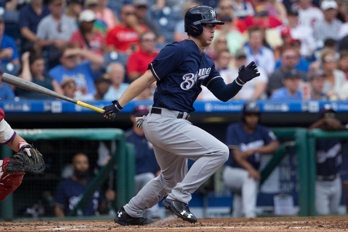 MLB: Milwaukee Brewers at Philadelphia Phillies