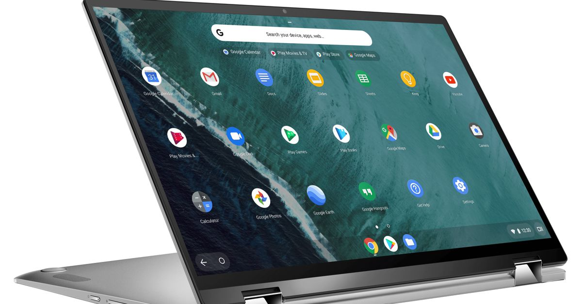 Asus's new Chromebook Flip ups the screen size, adds 8th Gen