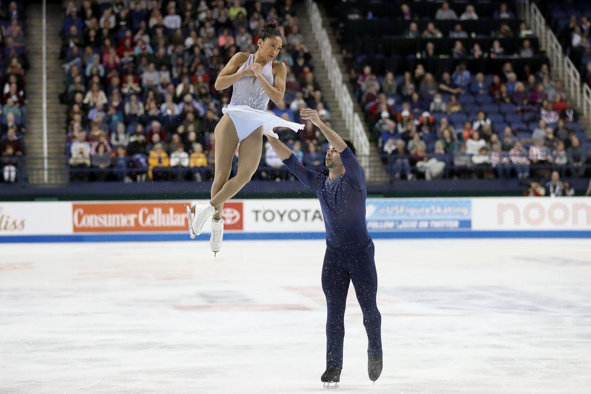 2020 U.S. Figure Skating Championships - Day 6