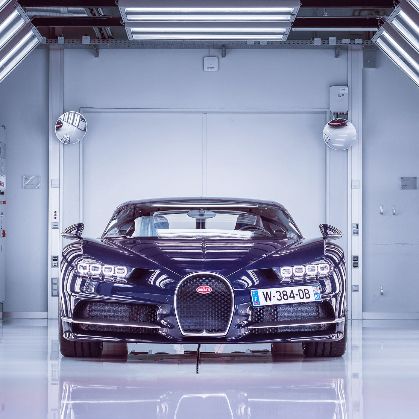 Inside The Bugatti Factory An Exclusive Look At The Making Of The 2 6 Million Chiron The Verge