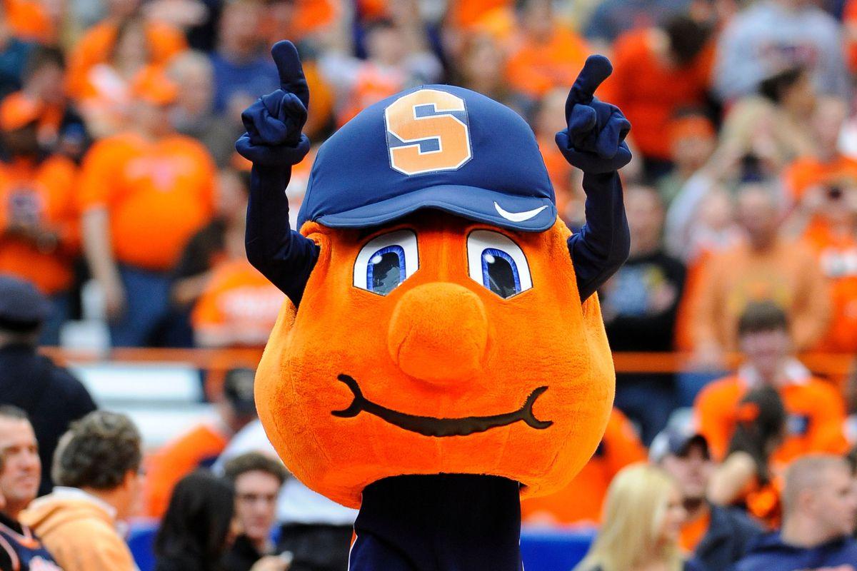 Syracuse University Mascot