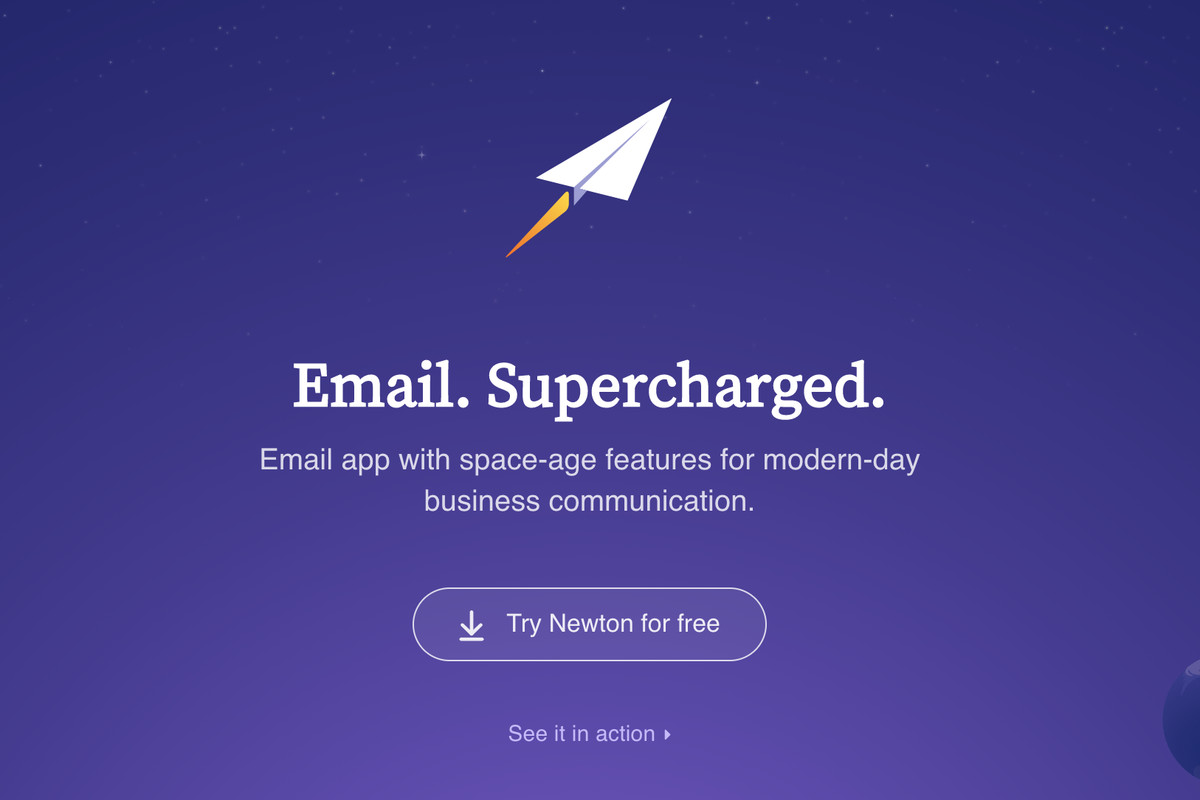 newton mail is shutting down in september the verge